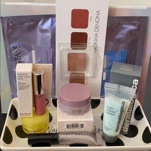 Sephora favorites pop🍂💄7 items+3 samples New💫